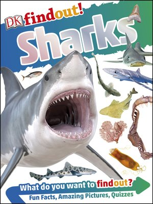 cover image of DK Findout! Sharks