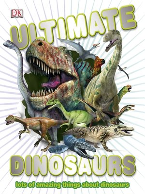 cover image of Ultimate Dinosaurs