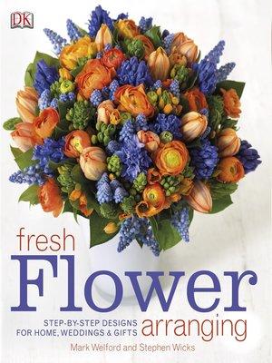 cover image of Fresh Flower Arranging