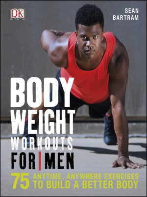 cover image of Bodyweight Workouts for Men