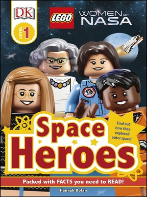cover image of LEGO® Women of NASA: Space Heroes