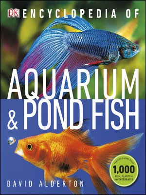 cover image of Encyclopedia of Aquarium and Pond Fish