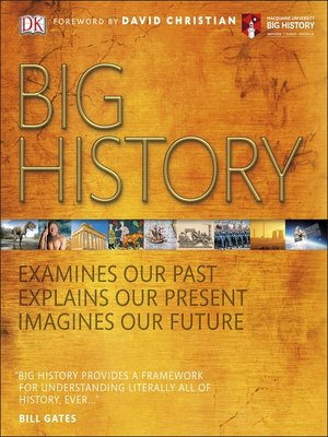 cover image of Big History