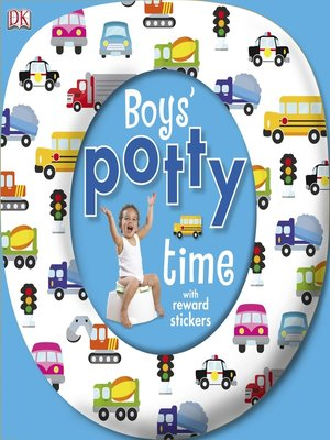 cover image of Boys' Potty Time