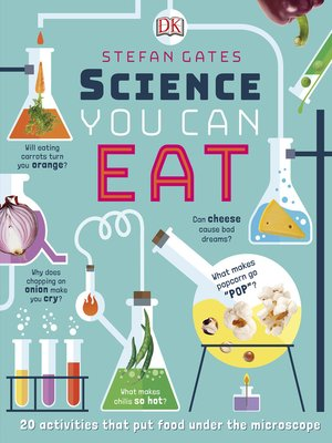cover image of Science You Can Eat