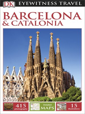 cover image of Barcelona & Catalonia