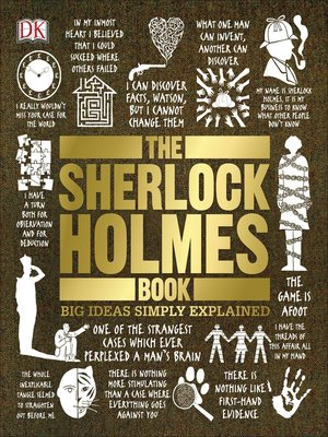 cover image of The Sherlock Holmes Book
