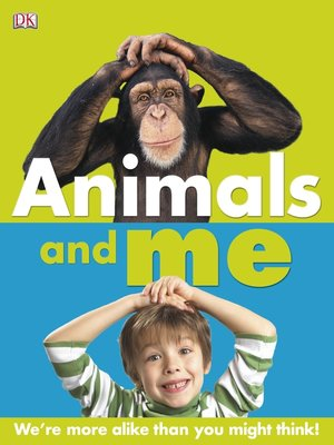 cover image of Animals and Me