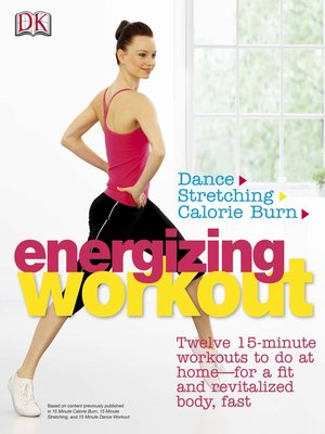 cover image of Energizing Workout