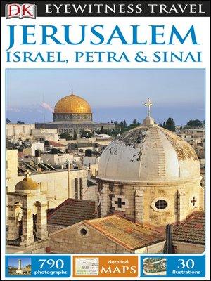 cover image of Jerusalem, Israel, Petra & Sinai