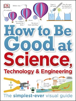 cover image of How to Be Good at Science, Technology, and Engineering