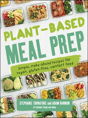cover image of Plant-Based Meal Prep