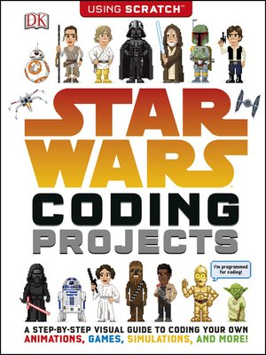cover image of Star Wars Coding Projects