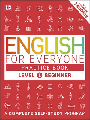 cover image of Level 1: Beginner, Practice Book