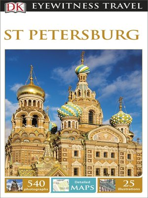 cover image of DK Eyewitness Travel Guide - St Petersburg