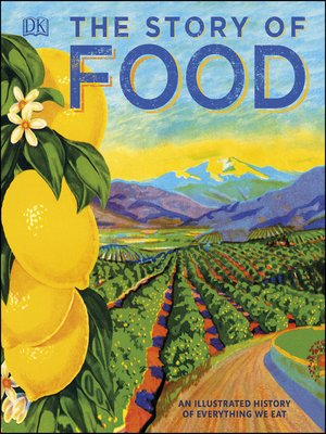 cover image of The Story of Food