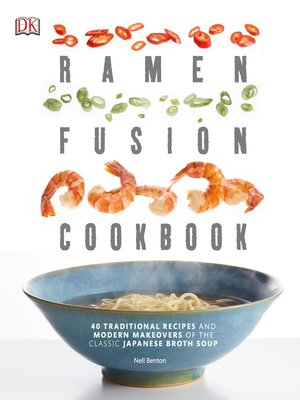 cover image of Ramen Fusion Cookbook
