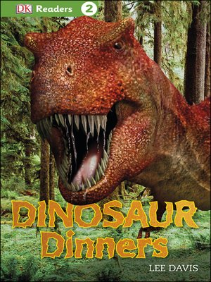 cover image of Dinosaur Dinners