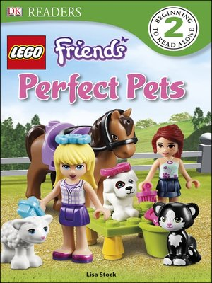 cover image of Perfect Pets