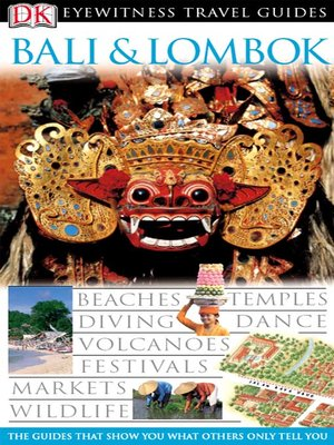 cover image of Bali & Lombok