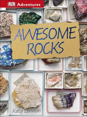 cover image of Awesome Rocks