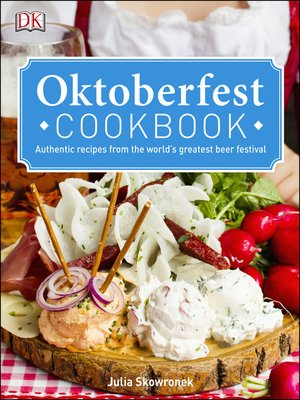 cover image of Oktoberfest Cookbook