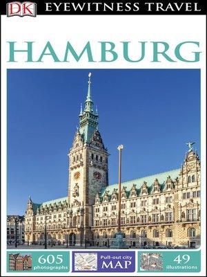 cover image of DK Eyewitness Travel Guide - Hamburg