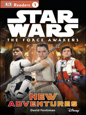 cover image of Star Wars: The Force Awakens: New Adventures
