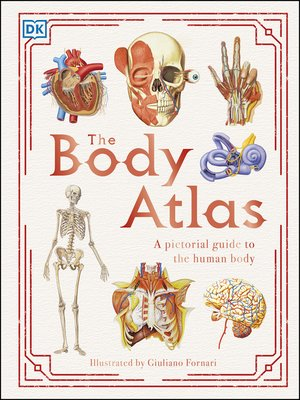 cover image of The Body Atlas