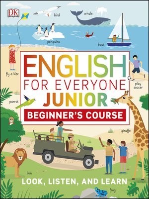 cover image of English for Everyone Junior Beginner's Course