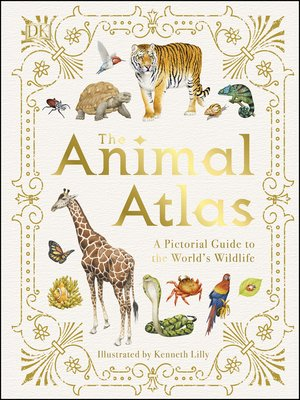 cover image of The Animal Atlas