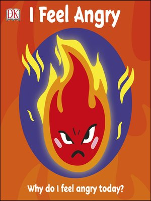 cover image of I Feel Angry