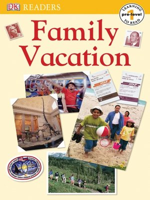 cover image of Family Vacation