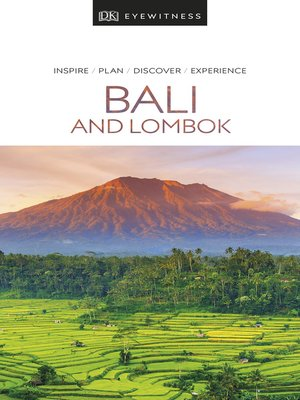 cover image of DK Eyewitness Travel Guide Bali and Lombok