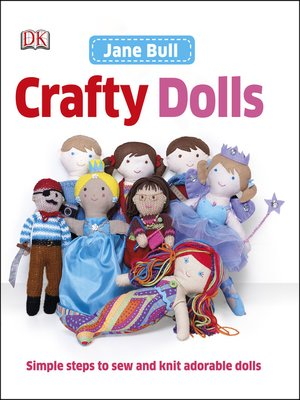 cover image of Crafty Dolls