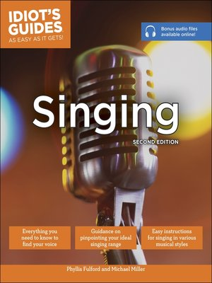 cover image of Singing