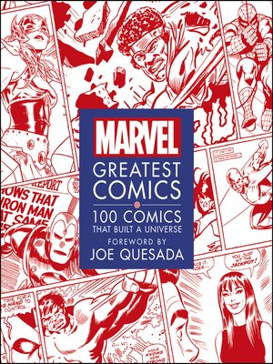 cover image of Marvel Greatest Comics