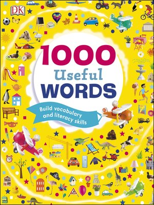 cover image of 1000 Useful Words