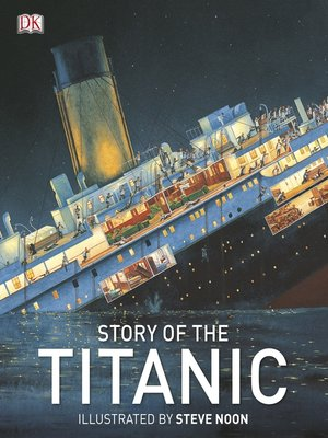 cover image of Story of the Titanic
