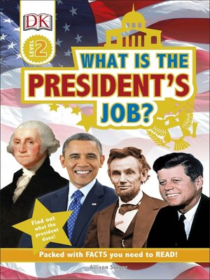 cover image of What is the President's Job?
