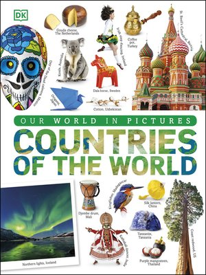 cover image of Countries of the World