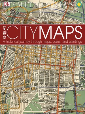 cover image of Great City Maps