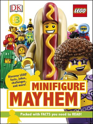 cover image of LEGO Minifigure Mayhem