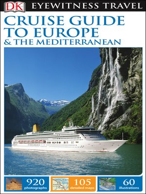 cover image of Cruise Guide to Europe and the Mediterranean