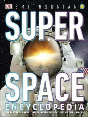 cover image of Super Space Encyclopedia
