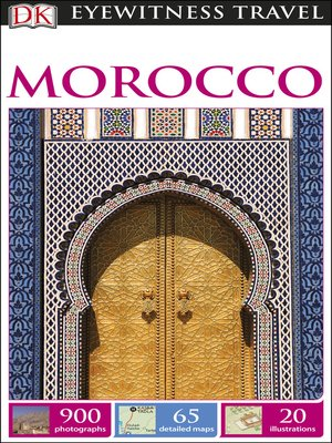 cover image of DK Eyewitness Travel Guide Morocco