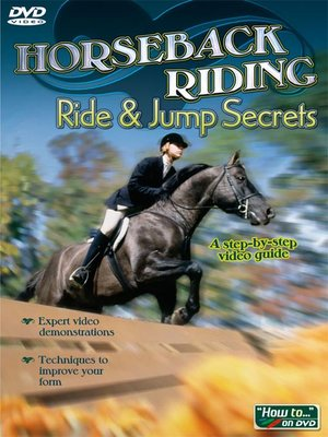 cover image of Horseback Riding