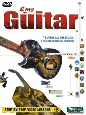 cover image of Easy Guitar