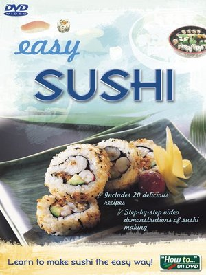 cover image of Easy Sushi