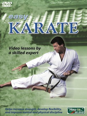 cover image of Easy Karate